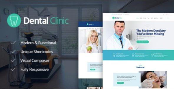 Best Dentist WordPress themes