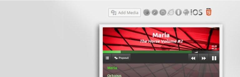 Best WordPress Audio Player Plugin