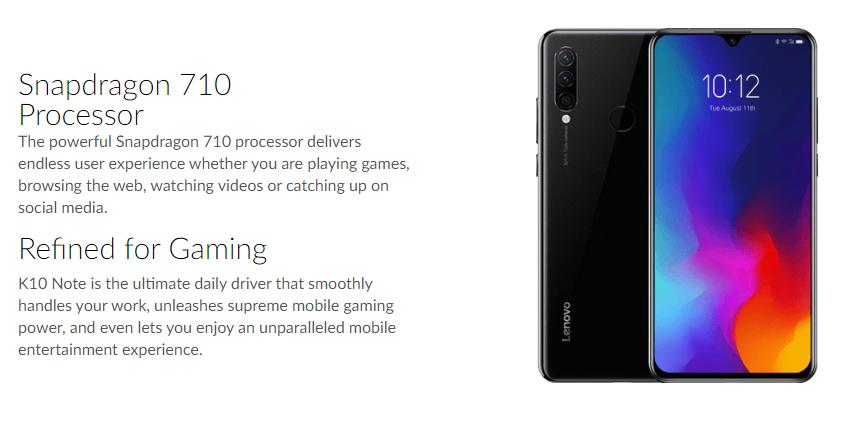 gaming phone under 10000