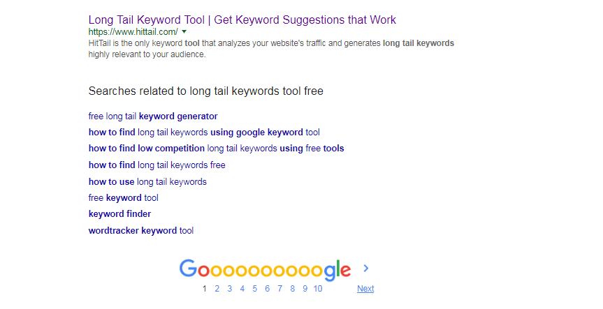 7 Best keyword research tool Long Tail Keywords खोजने के लिए