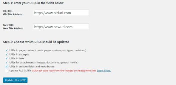 Site Migrate Karne Ke baad URL Update kaise kare