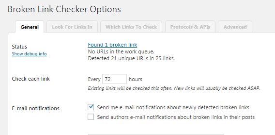 WordPress Me Broken Link Fix Kaise Kare