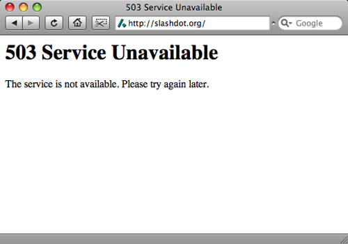 WordPress में 503 Service unavailable error fix कैसे करें