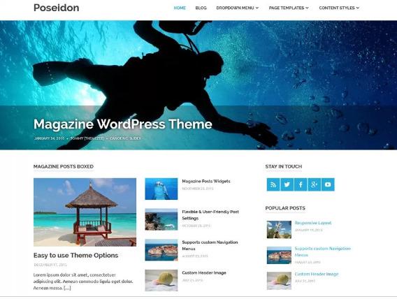 Best free WordPress Themes in 2018 हिंदी में