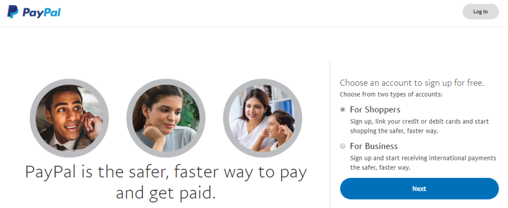 How to Create PayPal Account in India Full Guide