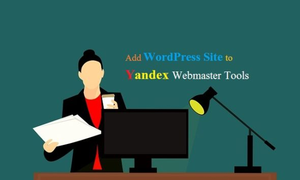 Add WordPress Site to Yandex Webmaster Tools