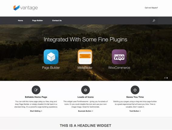 multipurpose wordpress theme