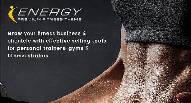 Best Fitness WordPress Theme