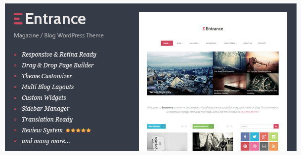Best WordPress Review Theme