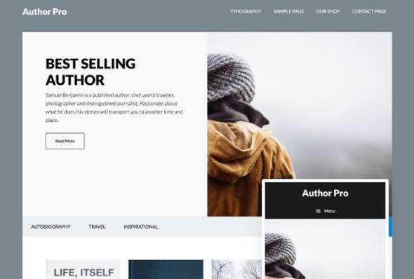 StudioPress Author Pro Theme Review