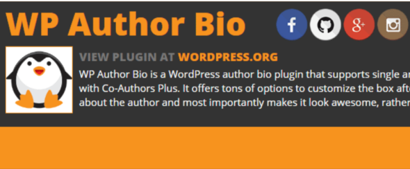 Best WordPress Author Bio Plugin