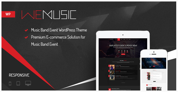 Best Music WordPress Themes