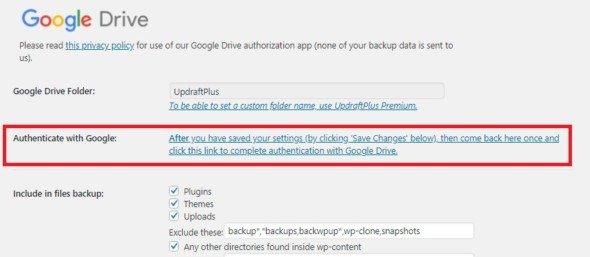 How to Backup WordPress site completely