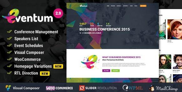 Best Event WordPress Themes