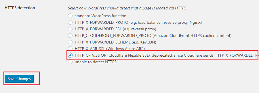 How to Setup CloudFlare Flexible SSL for WordPress