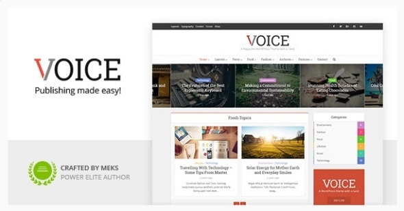 Best Premium WordPress Blog Themes