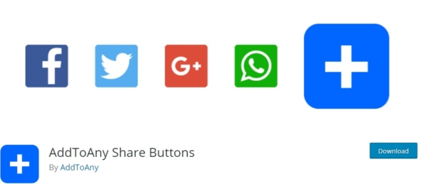 wordpress social media share plugin