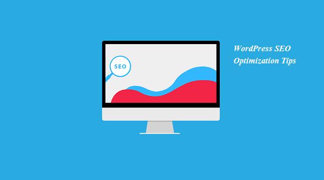 WordPress SEO Optimization Tips
