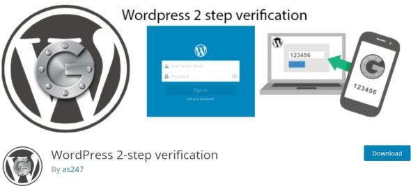 Best Two Factor Authentication WordPress Plugin List