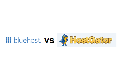 Bluehost vs HostGator Comparison