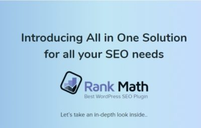 Rank Math SEO Settings