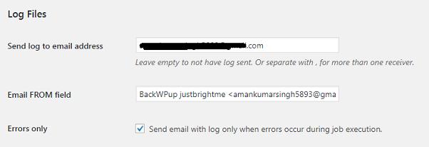 BackWPup Plugin se Complete WordPress Backup