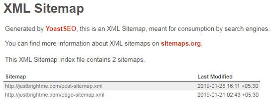 WordPress Ke Liye XML Sitemap Kaise Banaye (4 Ways)