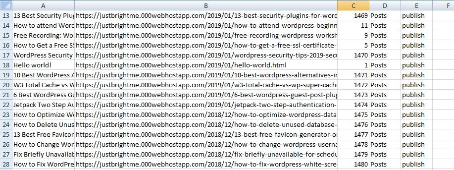 WordPress Permalink Structure Change kaise kare