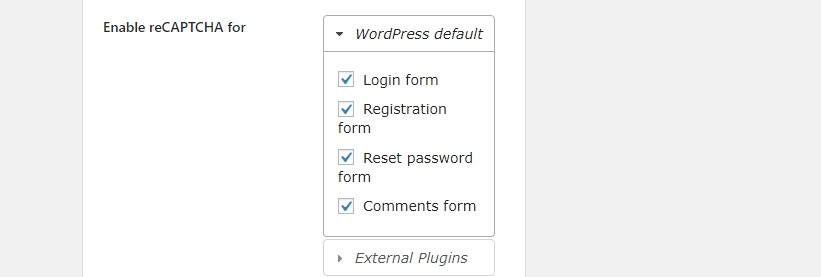 WordPress me Google reCAPTCHA Add kaise kare