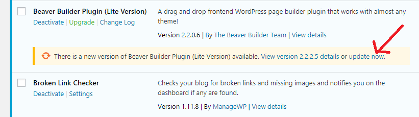 WordPress Plugins Update Aur Backdate Kaise Kare