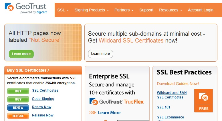 Top SSL Certificate Providers in Hindi