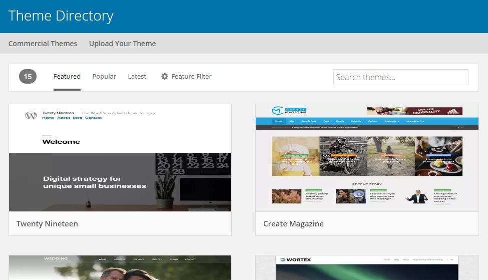 WordPress Theme Ke Liye Best Marketplace