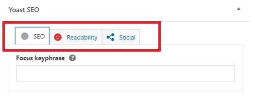 Yoast SEO On-Page Optimization