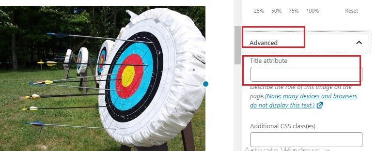 WordPress में Title Attribute Add कैसे करें