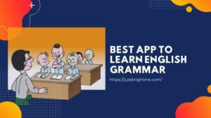 Best App to Learn English Grammar