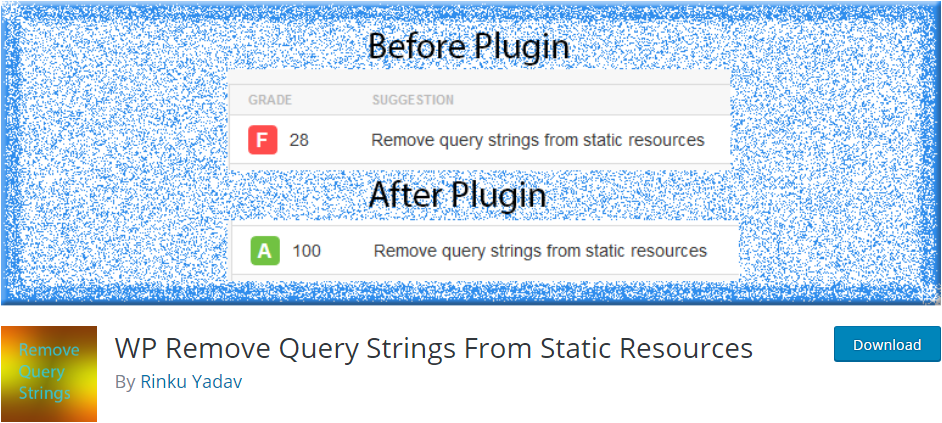 Remove Query Strings From Static Resources in WordPress Hindi