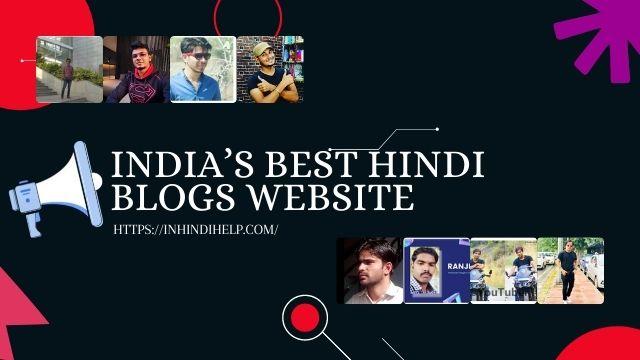 Best Hindi Blogs