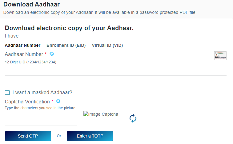 Mobile Number Se Aadhar Card Kaise Check Kare